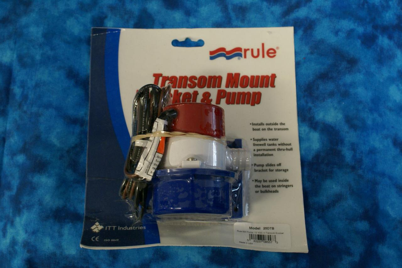 Rule 800 Gph Bilge Pump Wiring Diagram